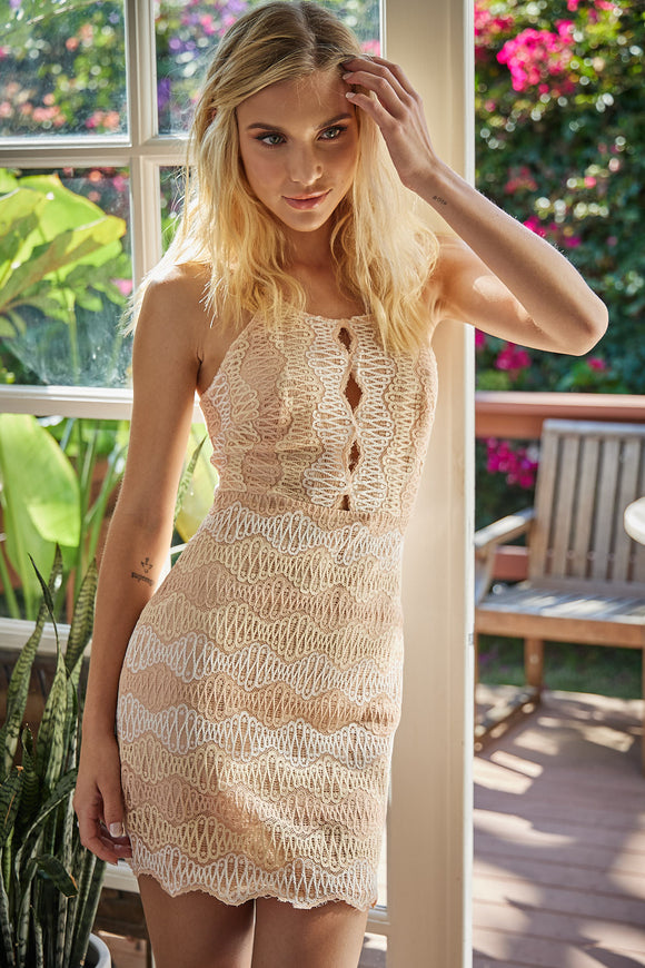 Jayla Full Lace Dress