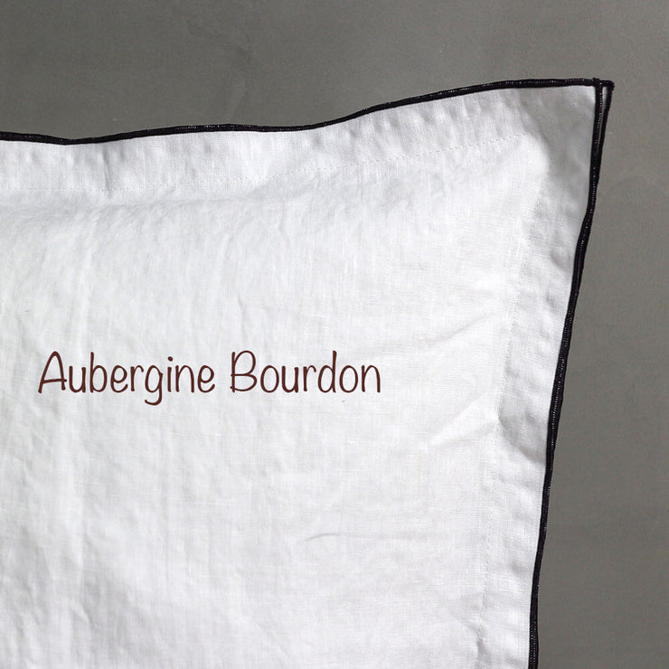 Use Natural Linen Duvet Covers With Bourdon Edge Made To