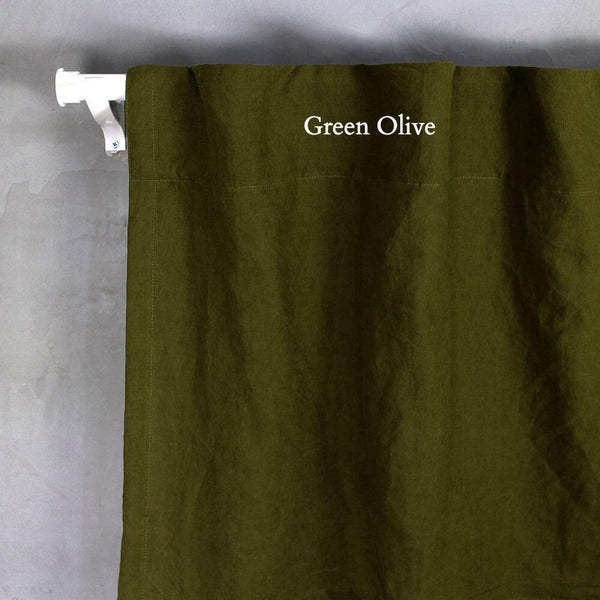 Blackout Linen Curtains, Drapes & Panels - Buy Today! – Linenshed