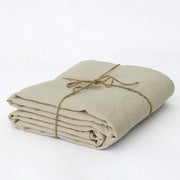 100% Flax Linen Fabric Natural by the meter