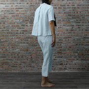 Side View Megan Pajamas Set - Linenshed