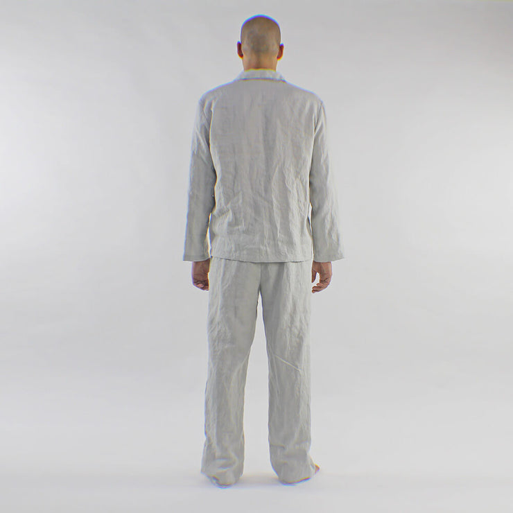 Men's Linen Pajamas Set