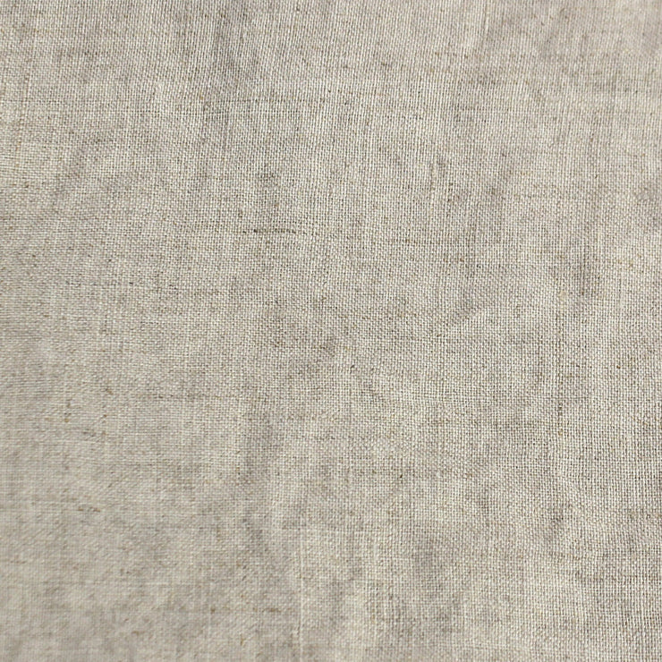 Natural Flax Linen Fabric