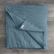 Linen Quilted Bedspread