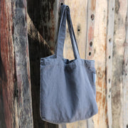 Pure Washed Linen Daily Bag