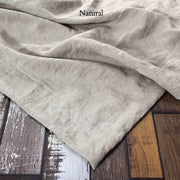Rustic Linen TableCloth Natural