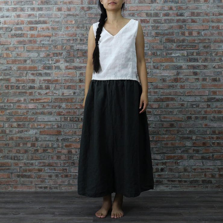Tokyo Style Linen Pants - Linenshed - 1