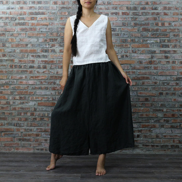 Tokyo Style Linen Pants - Linenshed - 2