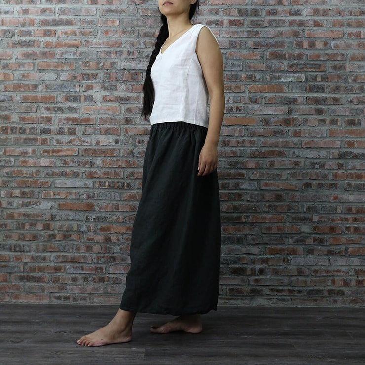 Tokyo Style Linen Pants - Linenshed - 3