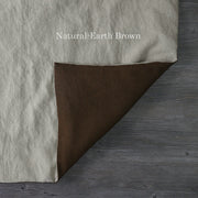 Two Tones Duvet Cover Natural-Earth
