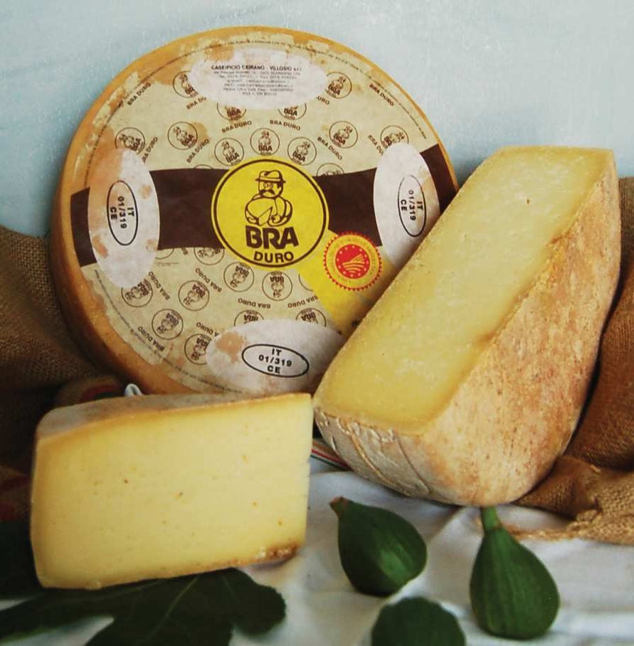Halal Bra Duro - Aged cheese from Bra DOP