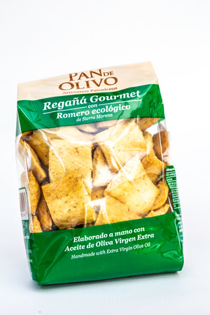Load image into Gallery viewer, Rosemary Gourmet Handmade Bread Crackers