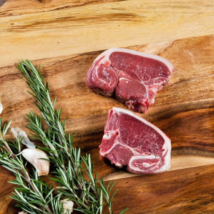 Load image into Gallery viewer, Halal Lamb Back Chops