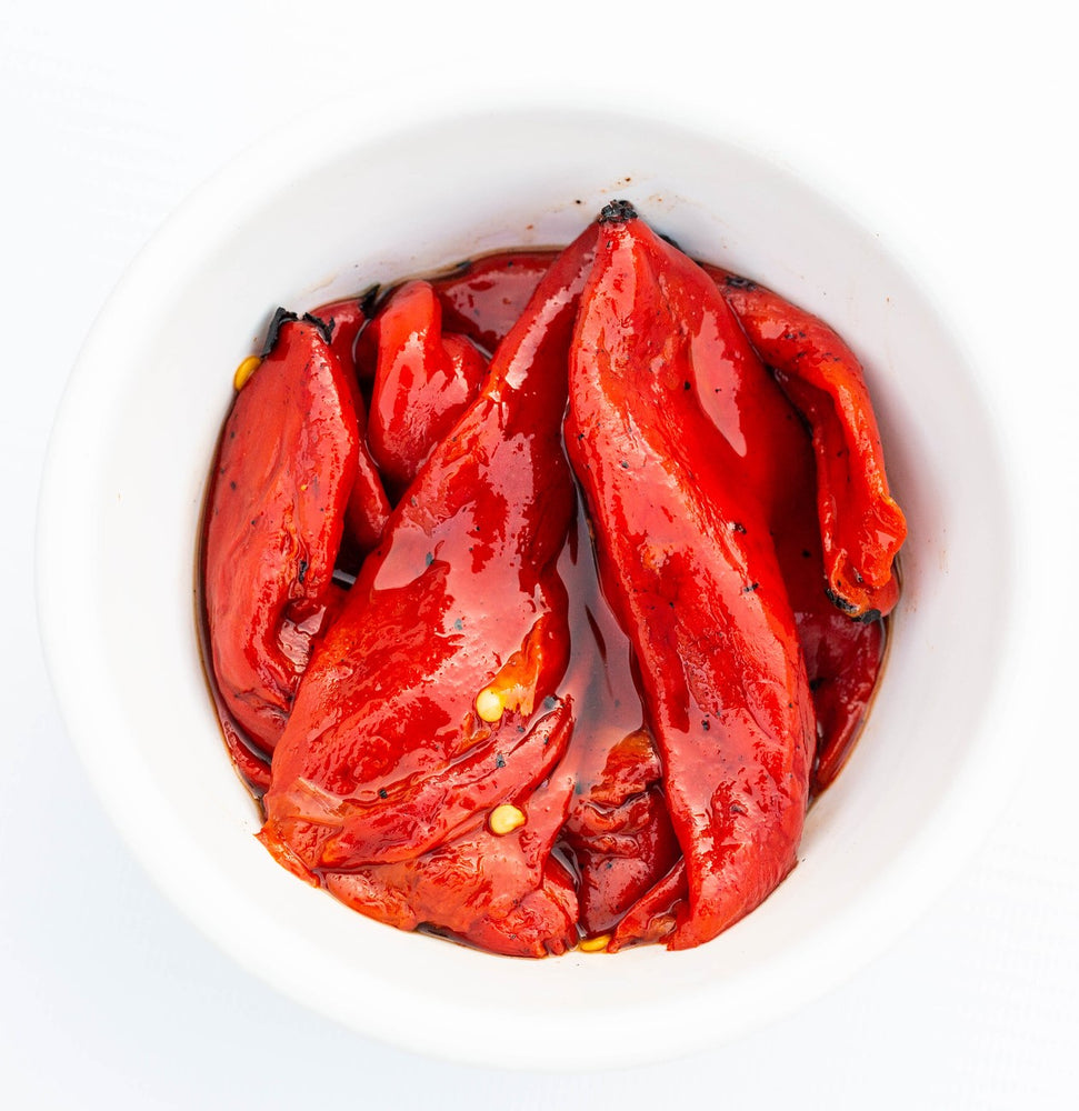 Fire Roasted Piquillo Peppers