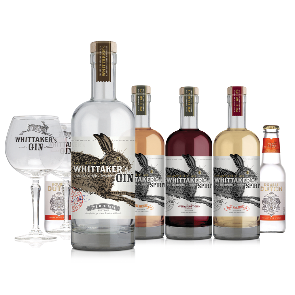 Whittaker's Autumn Gin Bundle