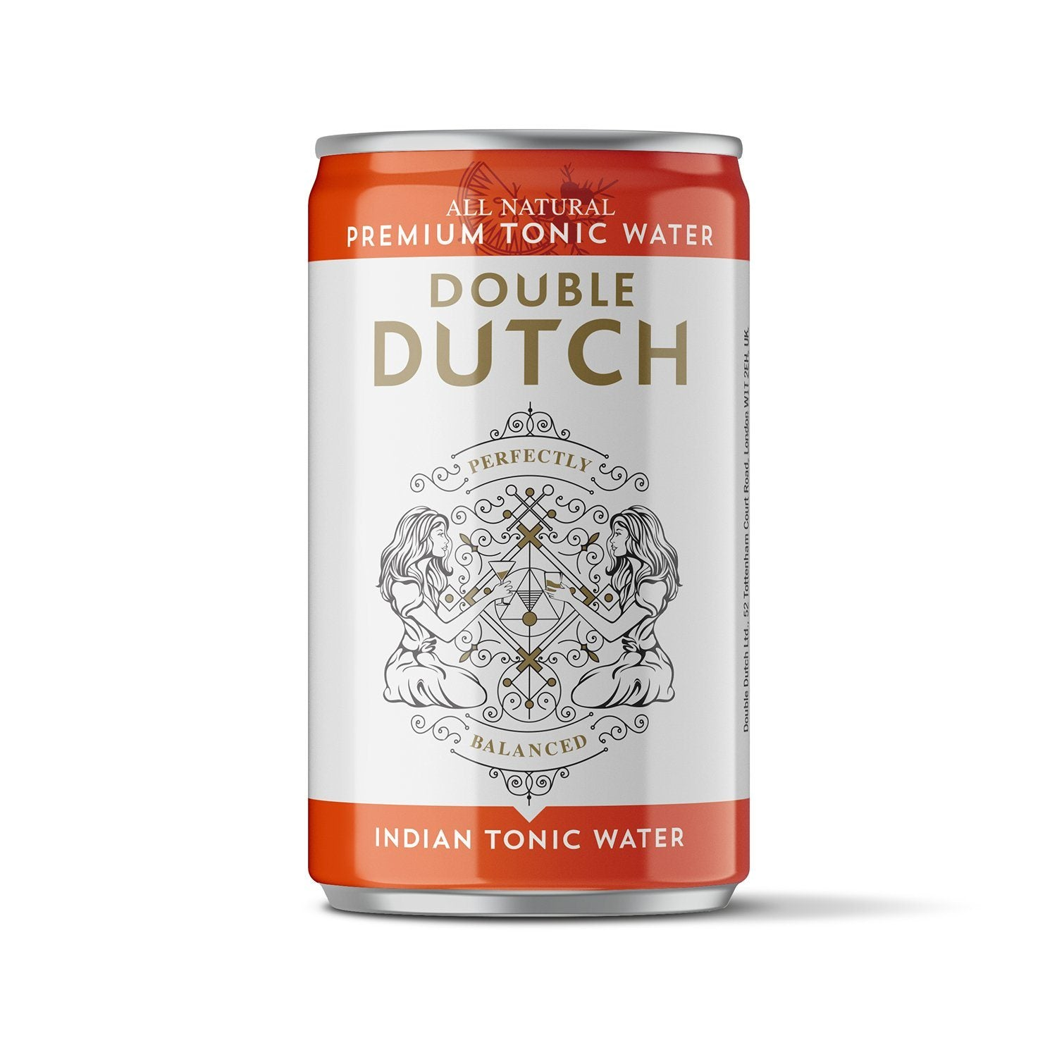 Double Dutch Tonic Water 150ml