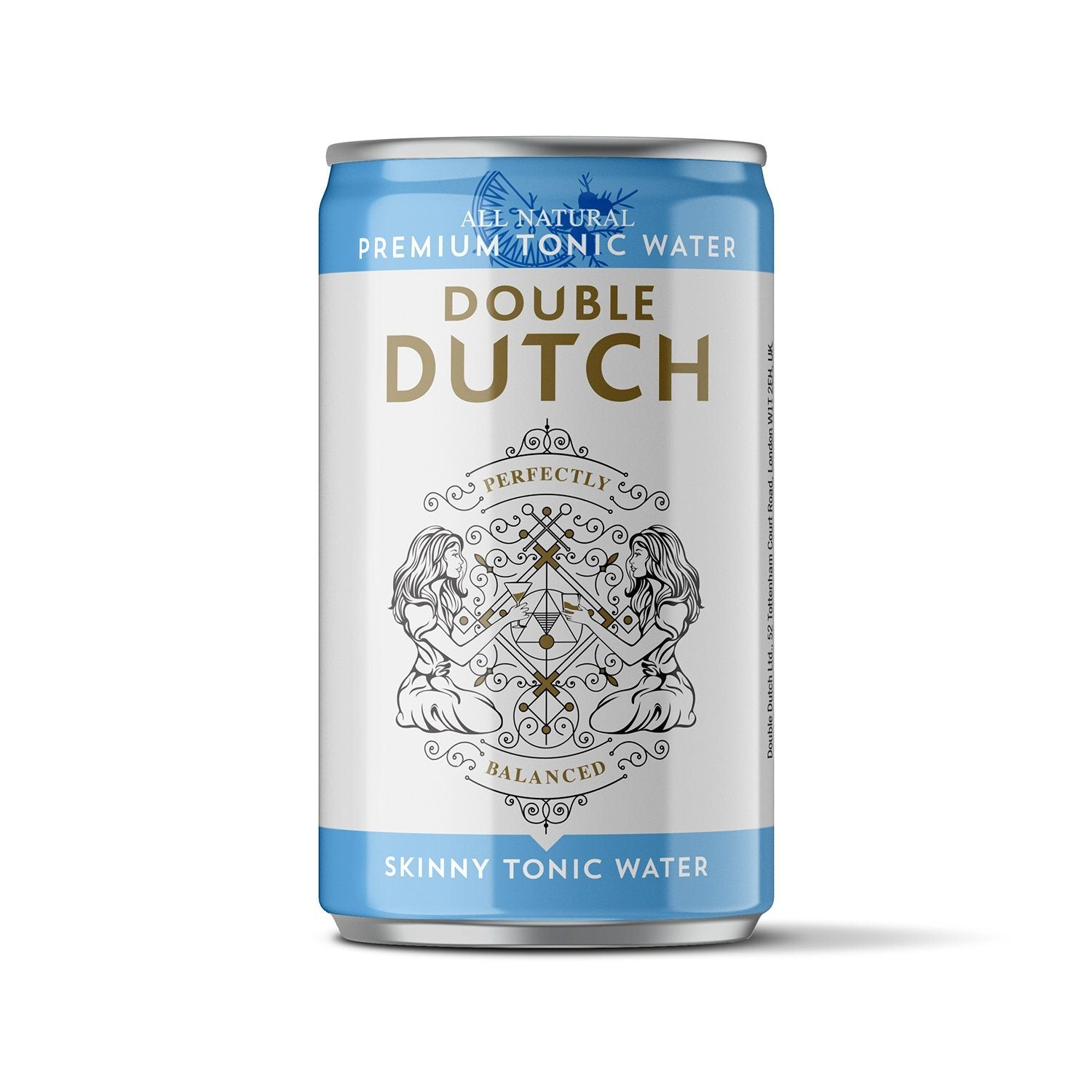 Double Dutch Skinny Tonic Water 150ml
