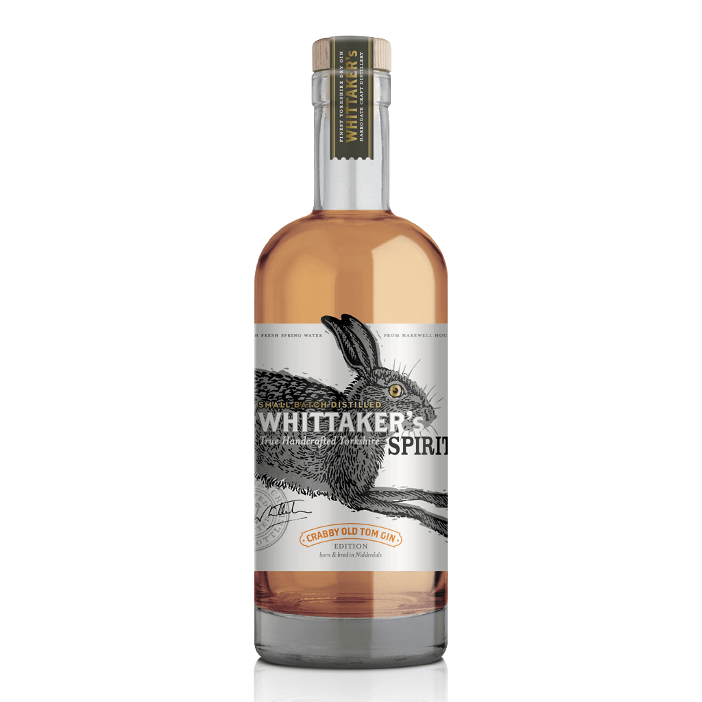 Whittakers Gin Crabby Old Tom