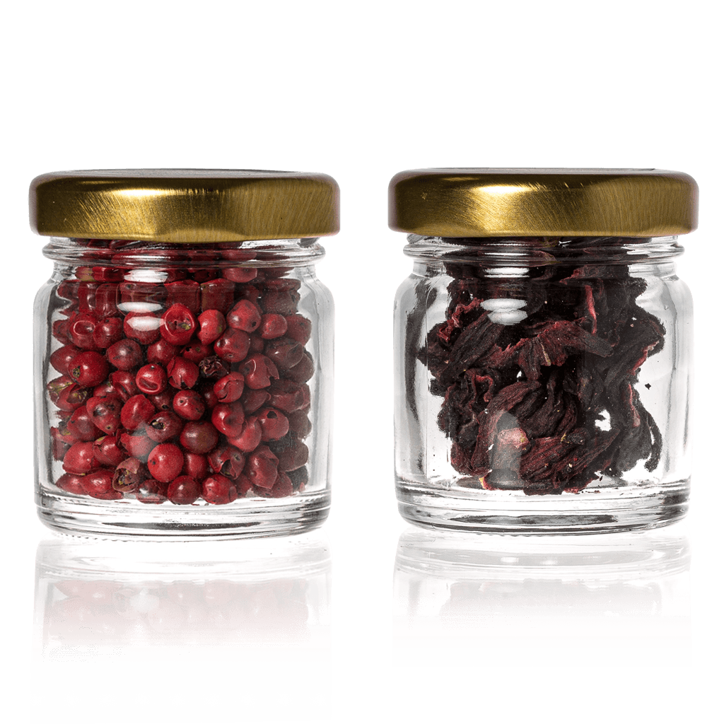 Whittakers Gin Garnish Jars