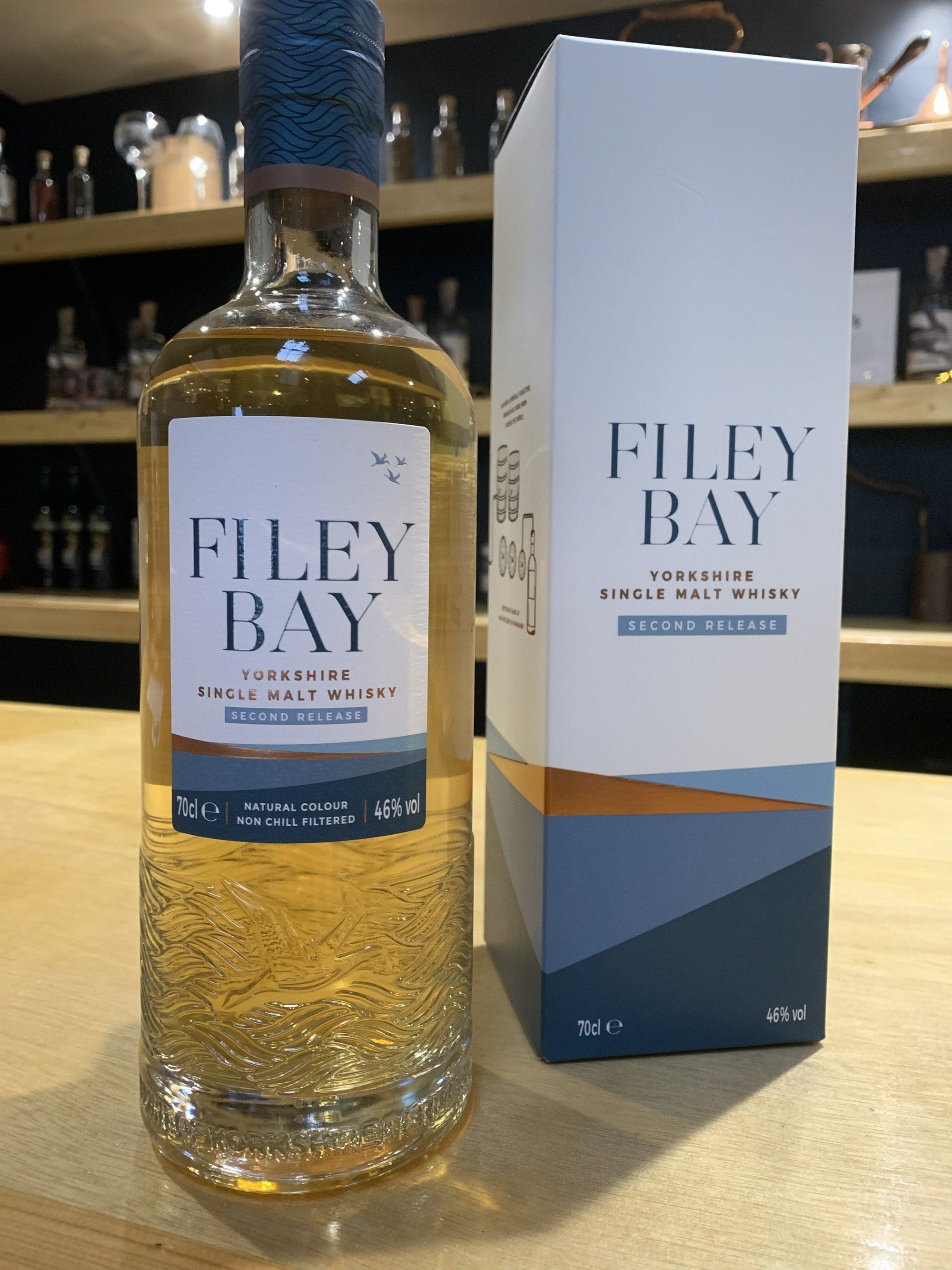 Whittakers Filey Bay Whisky from Spirit of Yorkshire