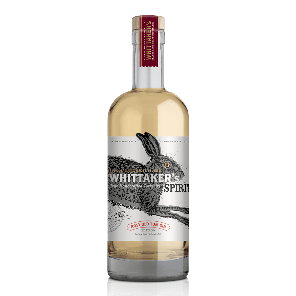 Whittakers Rosy Old Tom Gin
