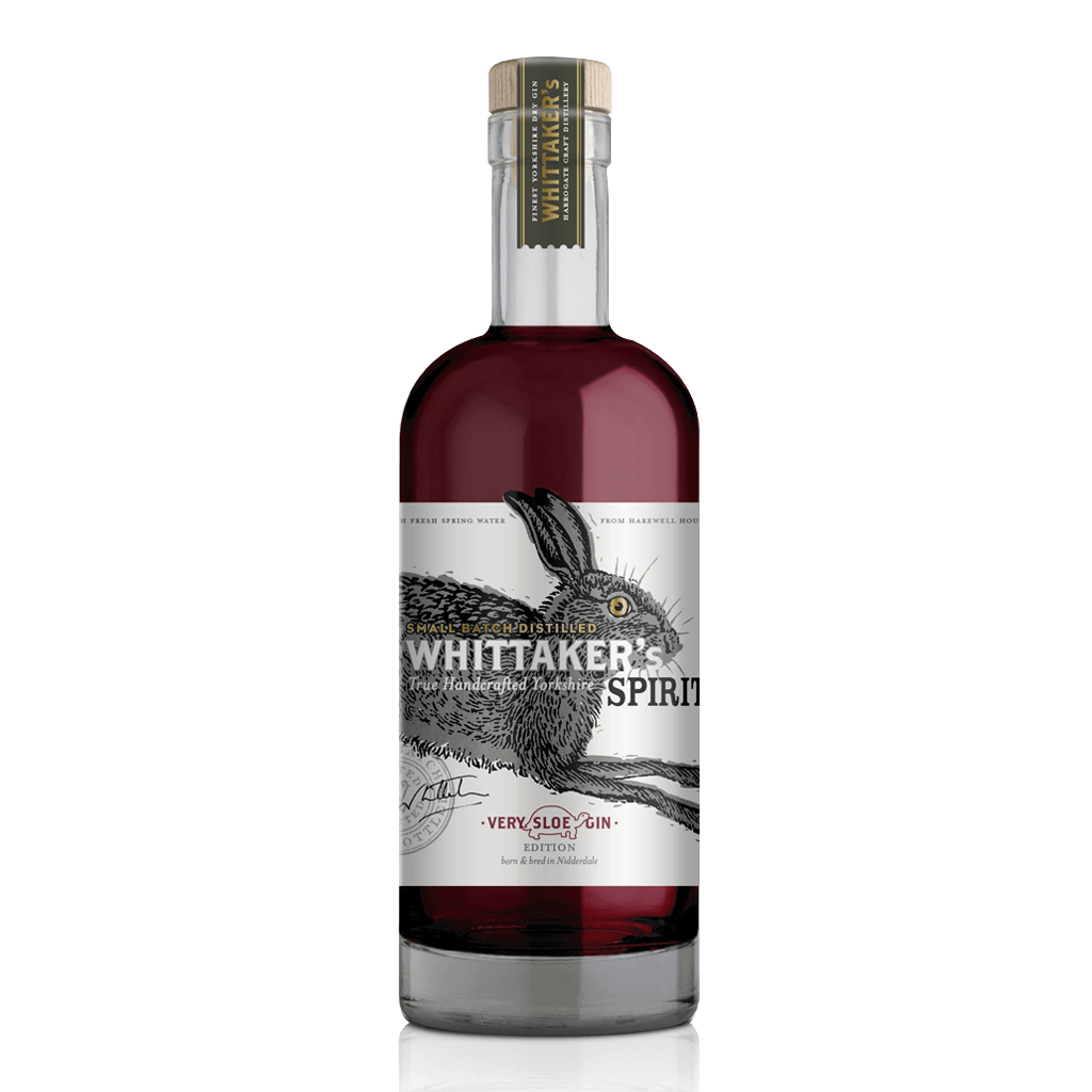 Whittakers Very Sloe Gin