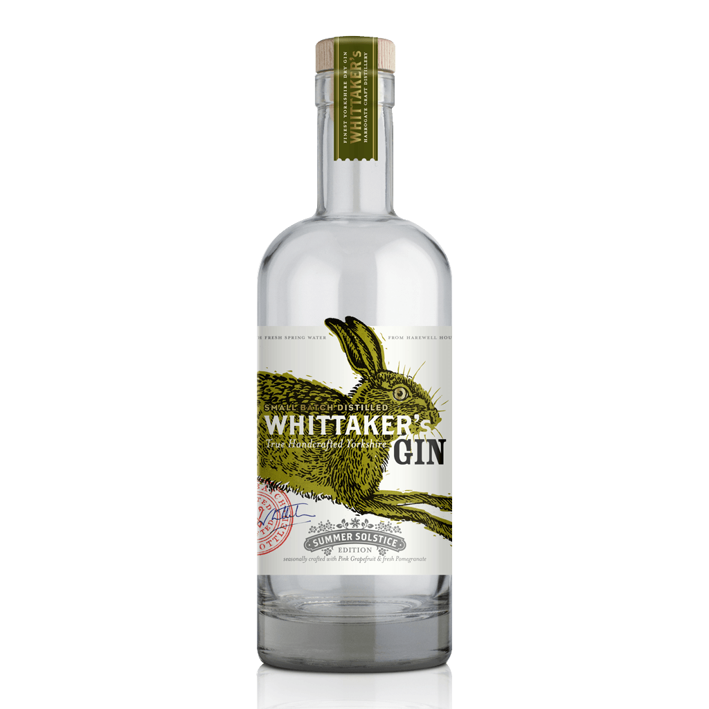 Whittaker's Summer Solstice Citrus Gin