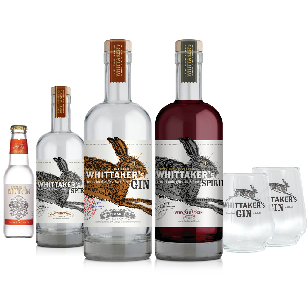 Whittaker's Winter Gin Bundle