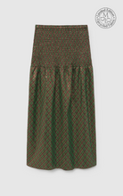 Load image into Gallery viewer, Long Owl Skirt - Check