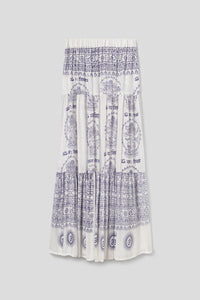 Goa Skirt White