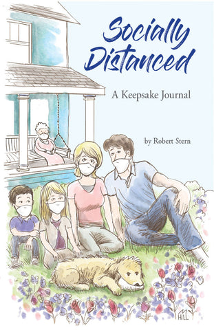 Socially Distanced: A Keepsake Journal