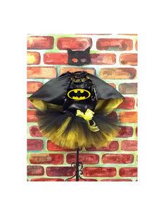 Batgirl tutu costume, Batman tutu, Batman birthday tutu, Super hero Birthday, batgirl tutu