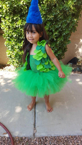 Branch costume, trolls branch, boys troll costume, branch troll, troll branch, branch tutu, girls branch costume