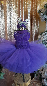 Monsters inc birthday tutu, Boo tutu, Monters Inc boo, Monsters inc birthday