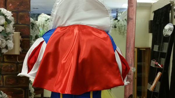 Adult Snow White tutu costume, Snow white ice skating costume, Snow white dance competition costume
