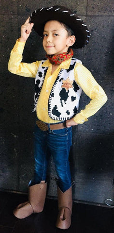 Woody Costume, toy story costume, Toy Story 4, toy story birthday, woody birthday, woody costume