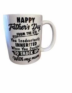 Happy Fathers Day from the kid you .....