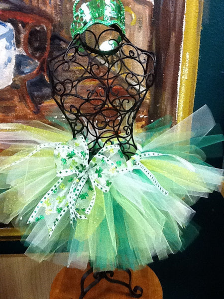 Saint Patrick's Day Adult tutu