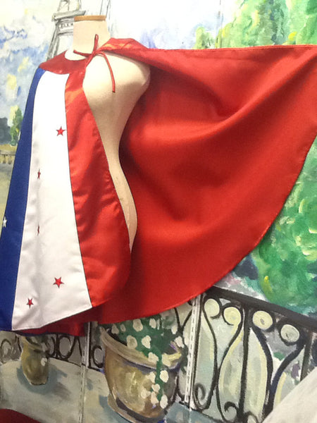 Wonder Woman Cape and tiara set and rope