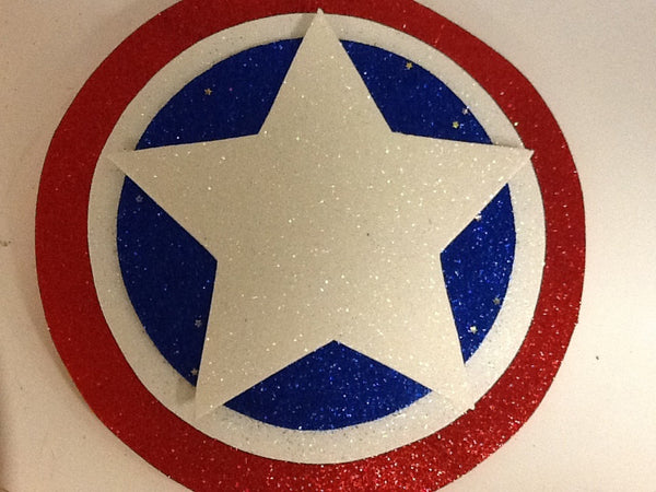 Captain America shield for adult