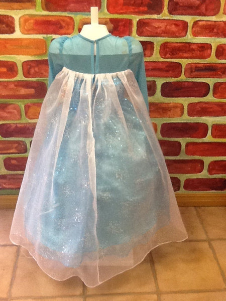 Elsa Frozen Costume