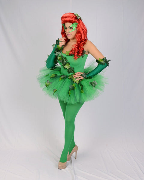 Posion Ivy Tutu Costume Introductory price