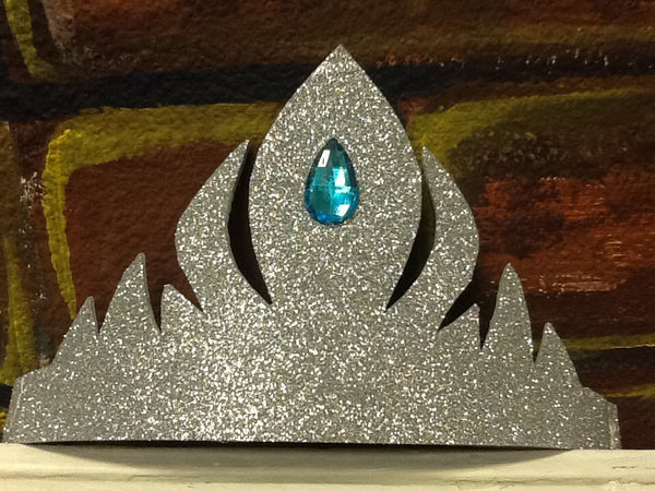 In stock ready to ship queen Elsa silver crown, princes crown, Elsa Birthday, Frozen Birthday