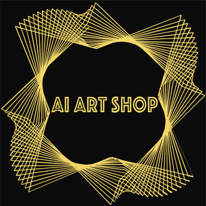 AI Art Shop logo