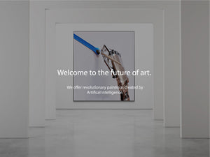 Welcome to the future of art with AI Art Shop