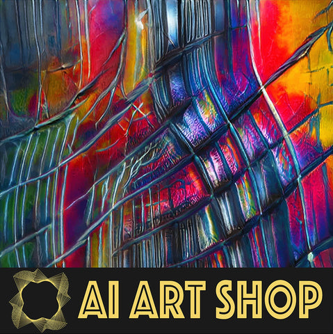 AI Art Shop eGift Card - AI Art Shop