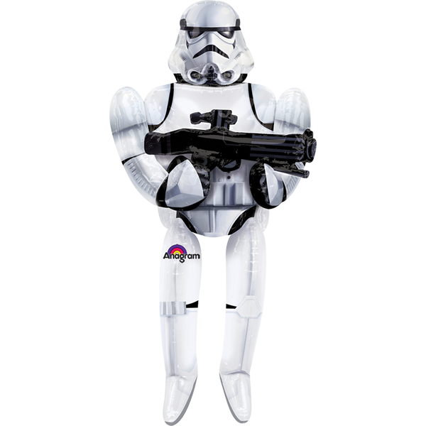 Storm Trooper Star Wars Caminante