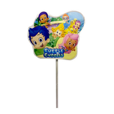 Bubble Guppies Topper