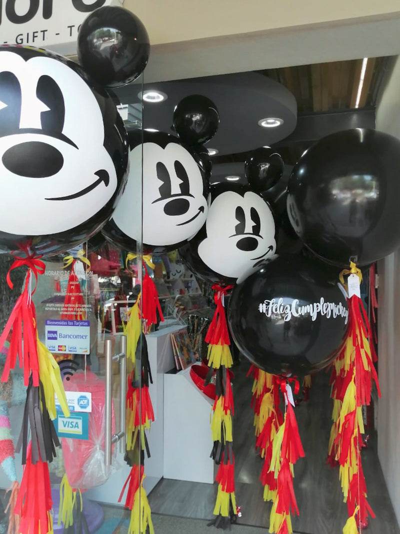Globo Gigante Mickey y Minnie