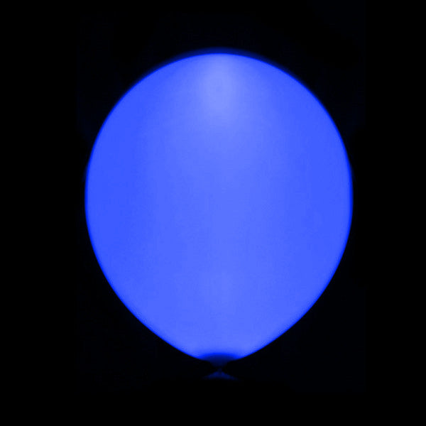 Globo Led Azul Latex